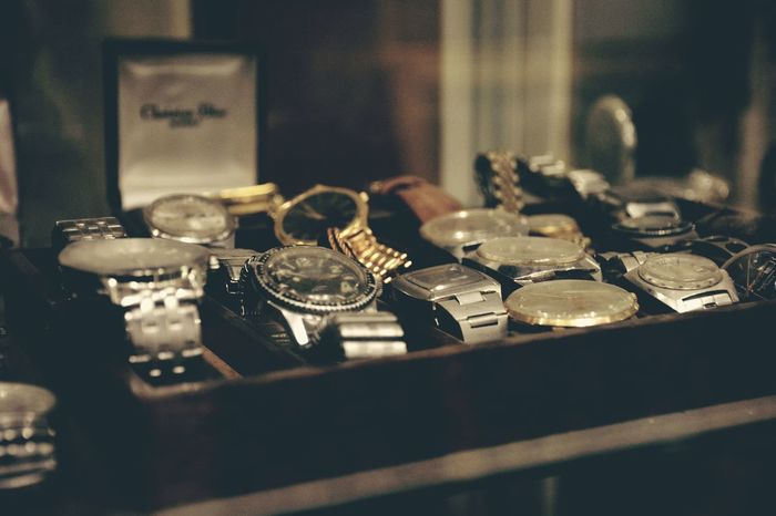 Watches Indoors  No People Close-up Day Antiques Photography Antiques Antique Old Watches Old Watch Wristwatch EyeEmNewHere