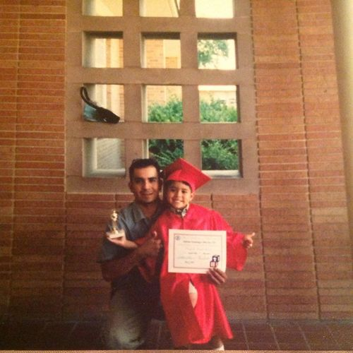 #tbt Me And My Dad.