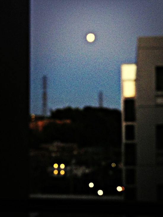 need manual focus on iPhone. Moon