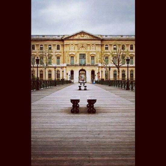 The time I went to Paris with edinamzz #instadaily #architecture throwback GeometricShape