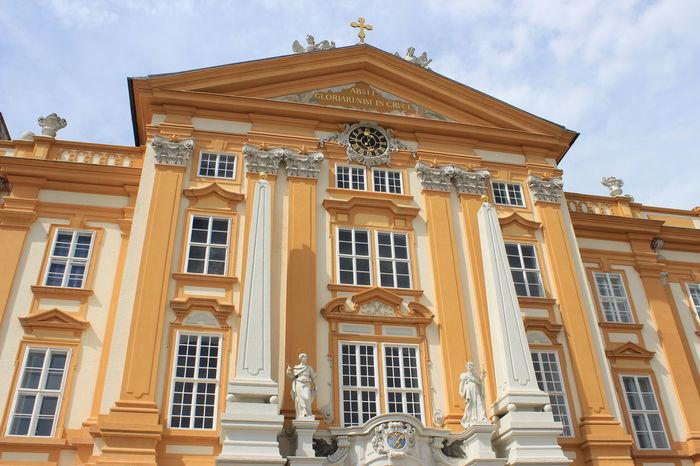 Melk Abbey Architecture Building Exterior Travel Destinations