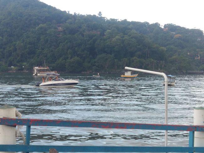 Nautical Vessel Water Mountain