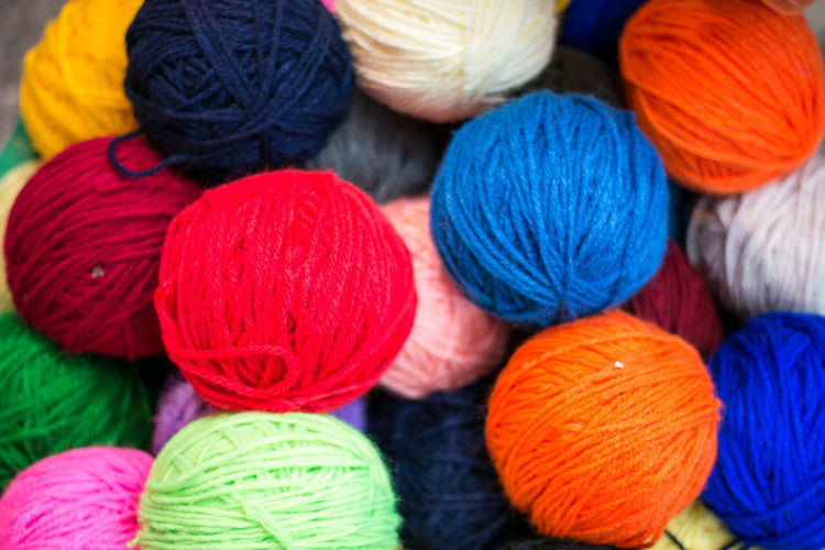 Wool Wool Balls Handmade Colorful Bunt Backgrounds Background Background Texture Background Photography Hintergrundgestaltung Hintergrund Pattern Pattern, Texture, Shape And Form Multi Colored Textile Variation Full Frame Ball Of Wool No People Art And Craft Large Group Of Objects Choice Material Craft Softness