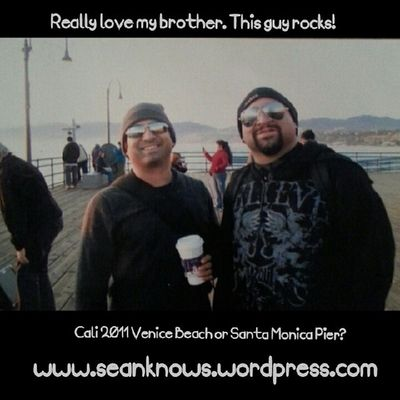 SeanKnows Family Brother Pier 2011 upw