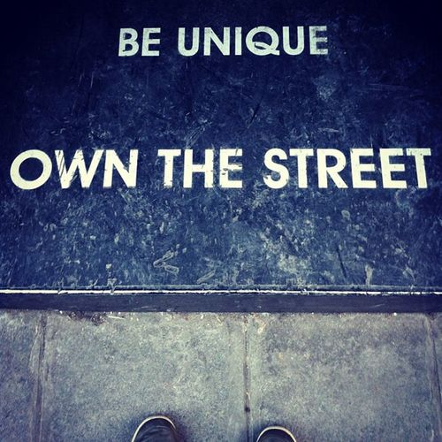 #wise #words on the #sidewlk. #paris #france #marais #shopping #fashion #selfexpression #unique Sidewlk Selfexpression Shopping Paris France Fashion Words Marais Unique Wise