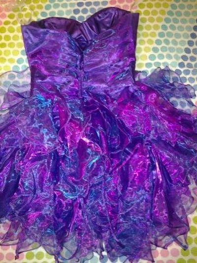 Back view #Prom #Dress