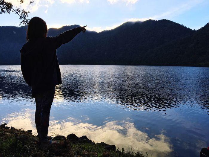 Feel The Journey Lakeholon Travelph Philippines Nature Lake
