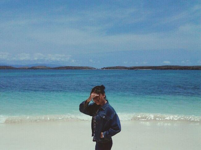 this noon~ Summer Holiday Lombok Island