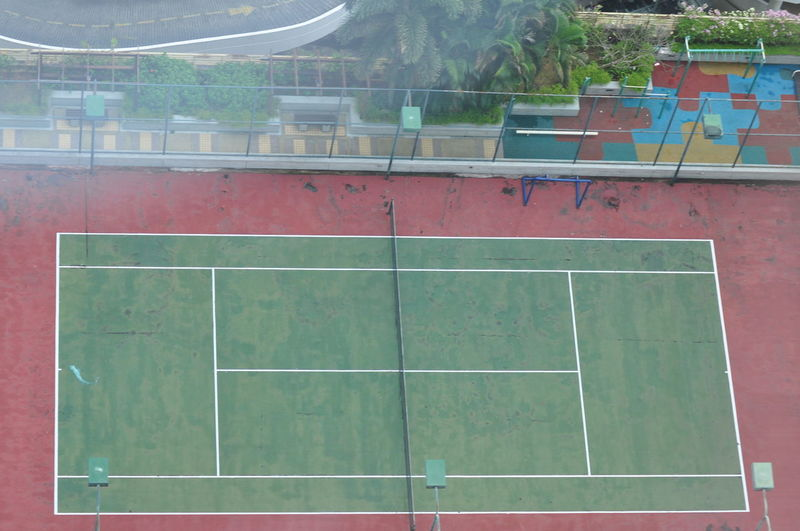Empty court Photography Photographylovers Tennis Court Soccer Field Stadium Competitive Sport Sport Playing Field Track And Field Stadium Sports Team Track And Field Tennis Net Tennis Ball Net - Sports Equipment Tennis Racket