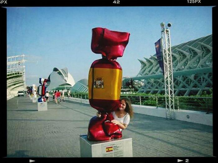 Calatrava The Architect - 2014 EyeEm Awards Bigcandyme Valencia, Spain
