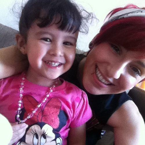 My little Laila! Isn't she a gem!? ? Bestiesboo Nadiasfrenfren