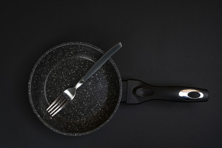 a pan with a