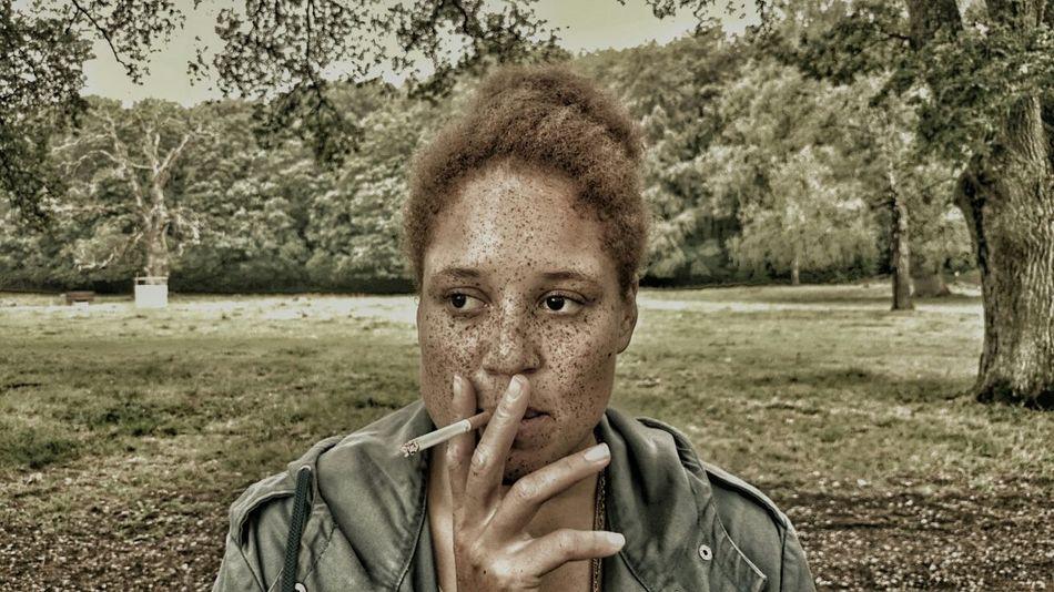 Color Portrait Impossible Moments Todays Hot Look Photo Art