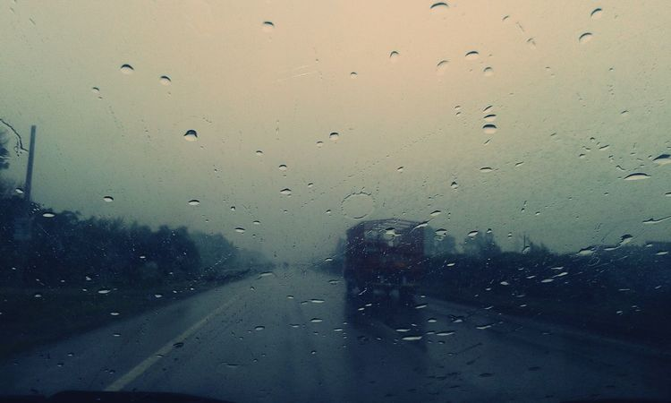 Monsoon here ....how's your city?