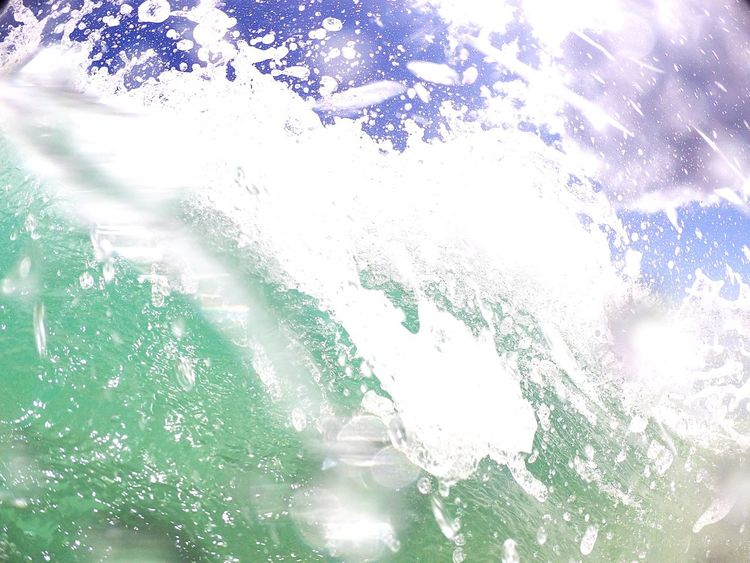 Nature On Your Doorstep Spindrift Surf's Up