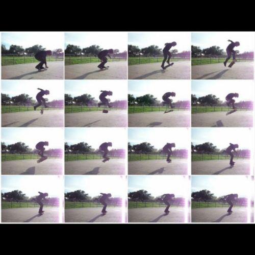 2011 Throwbackthursday  Strawberrypark Niggaallinblack TreFlip 2011 emericawestgates skateboarding