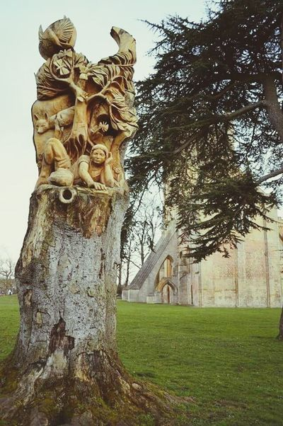 Wood Carving Pershore Abbey Worcestershire Uk While At Work Things You Notice While You're At Work