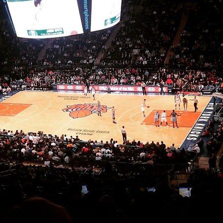 Madisonsquargarden Check NewYorkKnicks Newyork2015