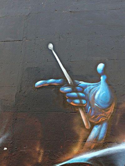 Graffiti Detail Gent48