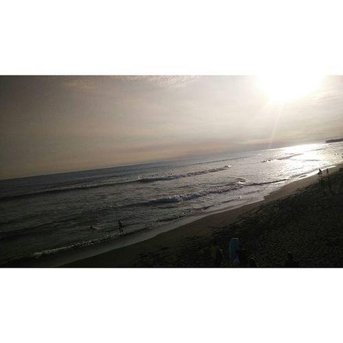 Hangover2015 Bali Echobeach Sunset Falling to revive Again and again
