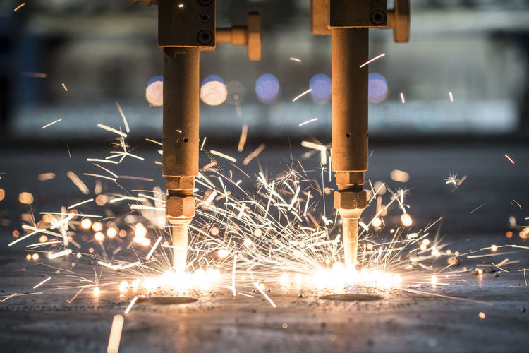 Laser cutted stainless steel Close-up Detail Fire Fireworks Heavy Industrial Machine Heavy Industry Industrial Industrial Photography Industry Laser Cut Laser Cutted Stainless Steel Metal Industry Metallic Metalwork Spark Sparks Sparks Flying Working Hard