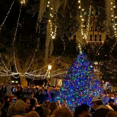 Christmas Lights Holiday♡ St. Augustine, FL