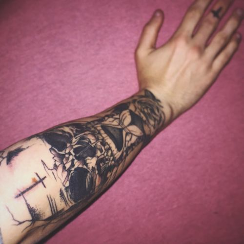 Thanks for this awesome tattoo 😊 Human Body Part Tattoo Tattooed Tattoos Tattooman Boy Boys Ink Inked Armtattoo Arm TattooArm