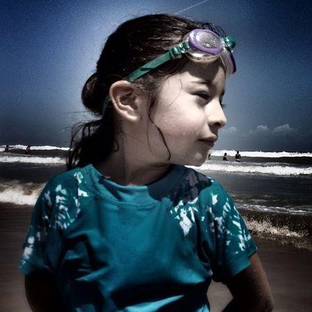 The Little Lorelai at SPI #spi #beach #beachbum #rgv #portrait Beach Portrait Beachbum Rgv Spi