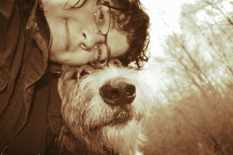 Dog Domestic Animals Monochrome Sepia That's Me! Hello World Selfie✌ Self Portrait Around The World Cearnaigh Irish Wolfhound Dogs Of EyeEm Dogslife Dogs Of Winter Dog Of The Day Forest Deep In The Woods Dogwalk Animal Body Part Biederizer Busch Close-up One Animal Bokeh Animal Nose