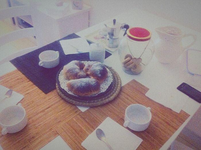 BUONGIORNO A NOI <3 Breakfast ♥ Family❤ Home Sweet Home Love ♥ Life Relaxing Citrattiamoabbastanzabene