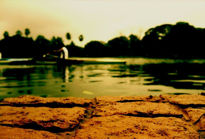 Pond Side First Eyeem Photo