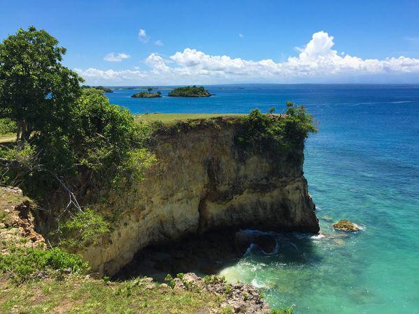 Beach Whitesand Heaven Sliceofcake Cloudandsky BeautifulIndonesia