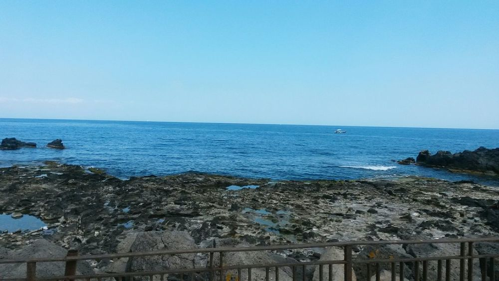 Beautiful Day Summer2015 Sea Sky Italy Love Sicily Taormina Giardininaxos Siciliabedda TerraDiMariEd'Amuri