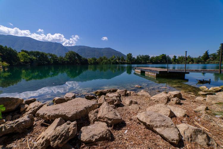 Telese lake