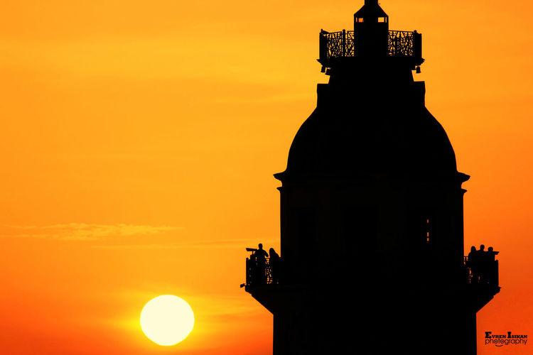 Kiz Kulesi Uskudar Maidens Tower Istanbul