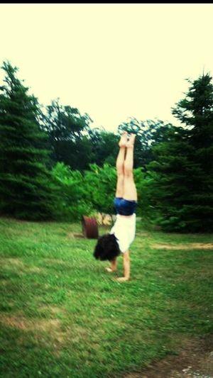 Handstand ♥