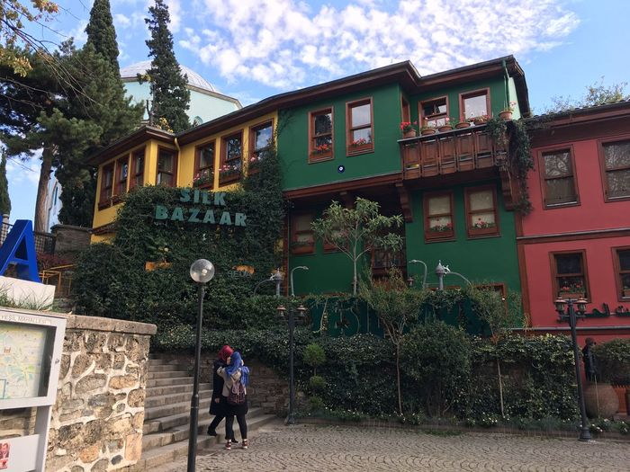 Architecture Building Exterior Built Structure Bursa / Turkey Gifts Real People Silk Road Souvenirs/Gift Shop