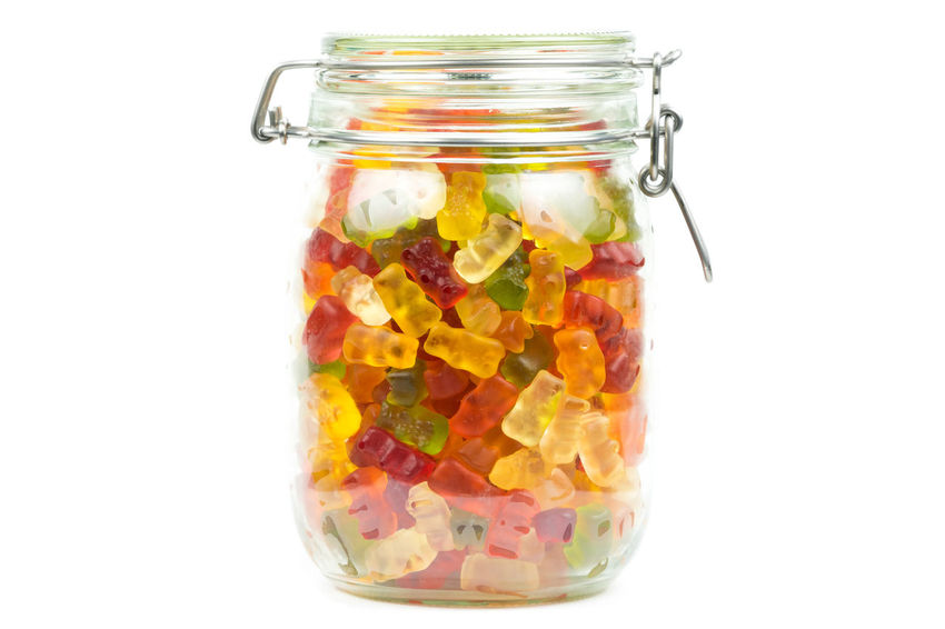 Colourful gummy bears / jelly baby candy sweets in a jar on a white background Bears Candy Store Green Red Sugar Sweet Tooth Bad Diet Brightly Coloured Candy Food Glass - Material Gummy Bears Healthy Eating Jar Jelly Babies Mixed Multi Colored Poor Diet Sugar Rush Sugar Tax Sugary Sweet Shop Sweets Unhealthy Eating Yellow