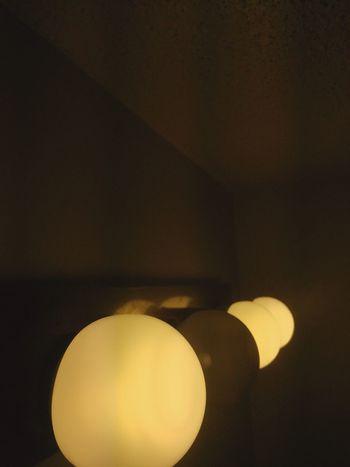 Electricity  Light Bulb Illuminated