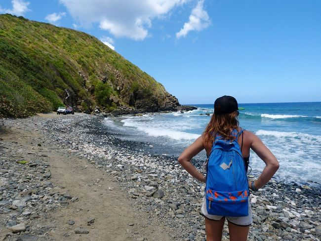 Stcroix RePicture Travel Caribbean VirginIslands Hike Tidepools Ocean