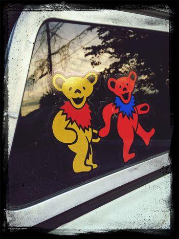 Dancing Bears Greatful Dead