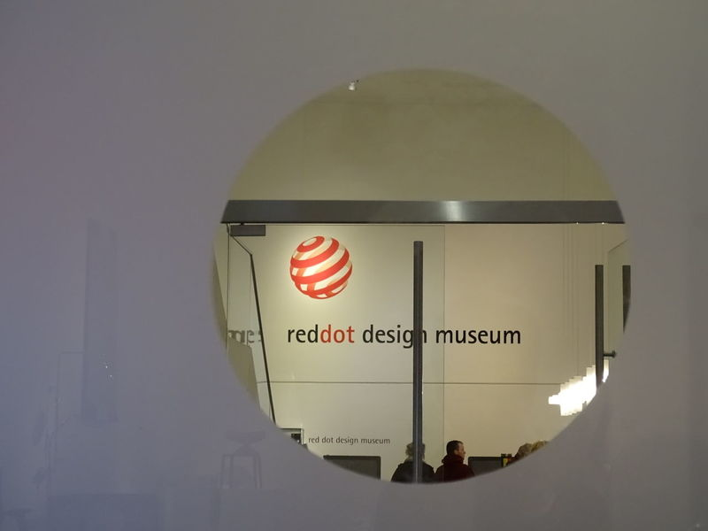 Red Dot Design Museum Essen Interior Design The Purist (no Edit, No Filter)