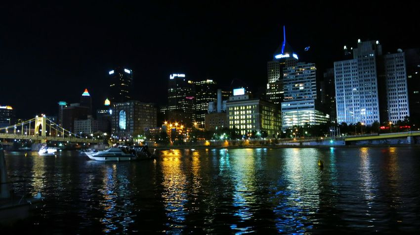 Cityscapes view from PNC Park
