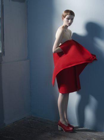 Designing Fashion Commedesgarcons 패션