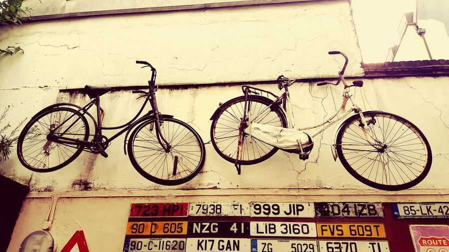Outdoors Bikes