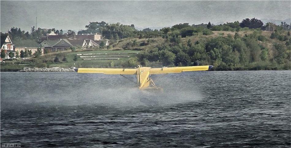 Sea And Sky Seaplane Collingwood Brucegreysimcoe