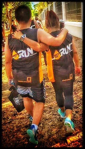 Snapseed Editing  Iphonephotography Mother And Son Nat Geo Earth Run 2016