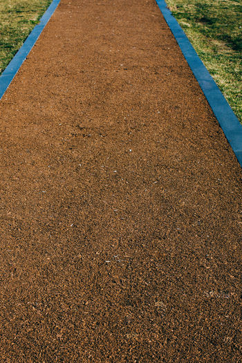 Arena Athlete Athletics Compete Competition Course Exercise Field Lane LINE New Path Race Racecourse Racetrack Red Rubber Run Running Sport Sprint Stadium Standard Start Texture Track