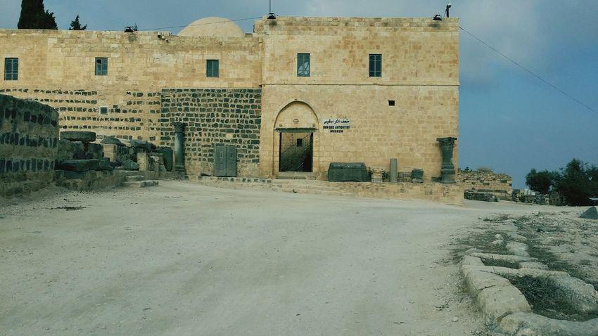 Museum Um Qais Irbid Today :) Taking Photos EyeEm Sky