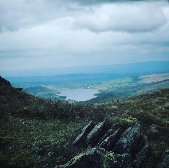 Cloud - Sky Landscape Nature Sky Mountain Lake View Lake District Lake District National Park View
